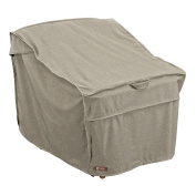Classic Accessories Montlake FadeSafe Patio Lounge Chair Cover - Heavy Duty Outdoor Furniture Cover with Waterproof Backing