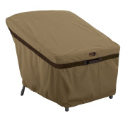 Classic Accessories Hickory Heavy Duty Patio Lounge Chair Cover - Durable and Water Resistant Patio Set Cover