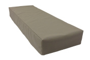 Easy Way Products Furniture Armless Chaise Cover