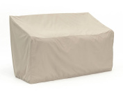 CoverMates – Outdoor Patio Glider Cover – 64W x 34D x 30H – Elite Collection – 7 YR Warranty – Year Around Protection- Khaki