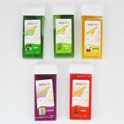 Beauties Factory 100gram Hair Removal Roll On Wax Cartridge Supplies Depilatory Body Waxing Strip