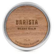 Barista Beard Balm by The Bearded Bastard — Natural Beard Balm