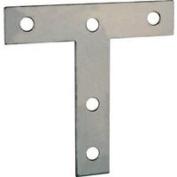T-PLATE STEEL 7.6cm X 7.6cm ZINC PLTD