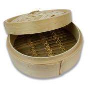 Proctor Silex 25cm Bamboo Steamer 09378