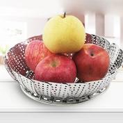 MiniInTheBox Good Grips Stainless Steel Steamer Vegetable Steamer Kitchen Rack & Holder Fruit Plate