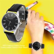 NEW Fashion Classic Design Quartz Ladies Fashion Wrist Watch Women Leather