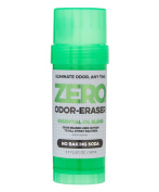 ZERO Odour Eraser Deodorant. Eliminate Odour. Any Time. All natural shea butter, arrowroot powder