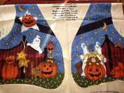 WHICH WITCH AND THE WHO TOO HALLOWEEN VEST LESLIE BECK VIP CRANSTON PANEL supplier_pasttymes