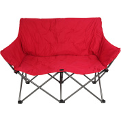 Ozark Trail Padded Love Seat Chair