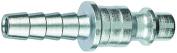 Plews & Edelmann 12-265 Hose Plug, 0.6cm , I/M Barb