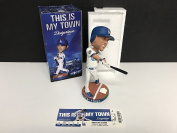 Andre Ethier 2010 Los Angeles Dodgers Bobblehead SGA with HARD GAME TICKET