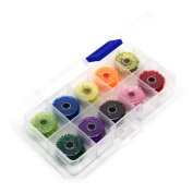 SAMS Ice Chenille Fly Tying Materials Flash Cactus Chenille