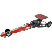 Blurzz Rocket-Powered Dragster, Red Menace