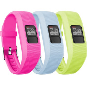 RedTaro Replacement Bands for Garmin Vivofit 3, Garmin Vivofit 3 Wristbands