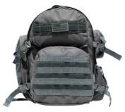 East West U.S.A RT515 Tactical Molle Sport Military Assault Expandable Trekking Bag