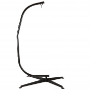 C Hammock Stand Solid Steel Chair Stand Air Porch Swing Chair 200cm Tall