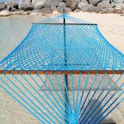 Caribbean Rope Hammock - 140cm - Soft-Spun Polyester