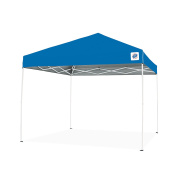 E-Z UP Envoy Instant Shelter Canopy, 3m by 3m, Blue