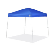 E-Z UP Vista Instant Shelter Canopy, 3m by 3m, Blue