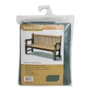 200cm Polyethylene Dark Green Bench Cover