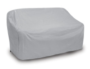 Protective Covers Weatherproof 3 Seat Wicker/Rattan Sofa Cover, X Large, Grey