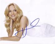 Heather Graham Autograph Signed 8 x 10 Photo