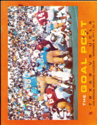 9/18 1971 Texas vs UCLA Football Programme