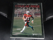 2001 WASHINGTON STATE COLLEGE FOOTBALL MEDIA GUIDE EX-MINT BOX 42