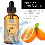 Essy Beauty Facial Vitamin C Serum for Firming and Younger Looking Skin