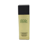 ECO Amenities Luxury Bottle Individually Wrapped 28ml Shampoo and Conditioner 2 in 1, 72 Bottles per Case
