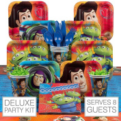 Toy Story 8 Guest Party Pack