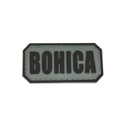 5ive Star Gear TSP-6703000 PVC Police Moral Patch Bohica