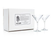 """""""Party of the Century"""" Classic Martini Glass"""