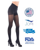 Jomi Sheer Collection 176, Compression Pantyhose 15-20mmHg