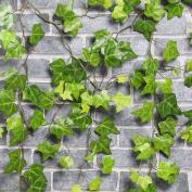 Green Simulation Flowers Artificial Plants Rattan/home Decoration