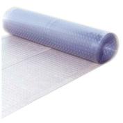 Berrnour Home Multi-Grip Clear Ribbed Runner Rug Plastic Carpet Protector Mat 70cm X 1.8m