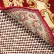RHF Non-Slip Area Rug Pad 1.2m x 1.8m - Protect Floors While Securing Rug and Making Vacuuming Easier 4x6