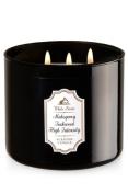 Bath & Body Works 3-Wick Candle in Mahogany Teakwood High Intensity