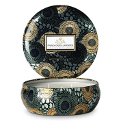 Voluspa French Cade & Lavender Limited JAPONICA 3 Wick Candle in Decorative Tin 350ml