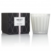 NEST Fragrances NEST03-WC 3-Wick Candle 3-Wick Candle-White Camellia