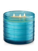 Bath and Body Works White Barn Cotton and Eucalyptus 3 Wick Candle