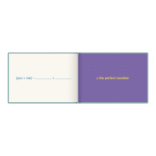 Knock Knock You + Me = Love Fill in the Love Journal
