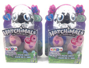 Exclusive Hatchimals Owlicorn CollEGGtibles Season 2 2-Pack with Nest