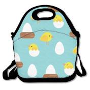 Easter Chicks Lovely Lunch Bag For Men Women Kids - Best Travel Bag