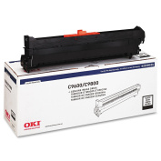 compatible with Oki Black Image Drum, 42000 Yield