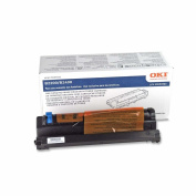 compatible with Oki 43650301 - compatible with Oki 43650301 Drum With Toner Cartridge for Laser Printer B2200 and B2400
