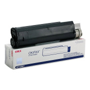 compatible with Oki Toner Cartridge, 5000 Yield