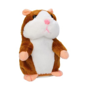 Hamster Mouse Plush Toy,Kids Interesting Speaking Talking Toy Hamster Mouse Plush Toys by ABCsell