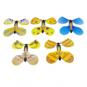 Elaco 5X Transform Flying Butterfly Cocoon into a Butterfly Trick Prop Magic Toys