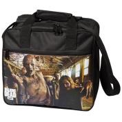 KR Strikeforce The Walking Dead Single Tote The Walking Dead Single Bowling Ball Tote Bag, Black
